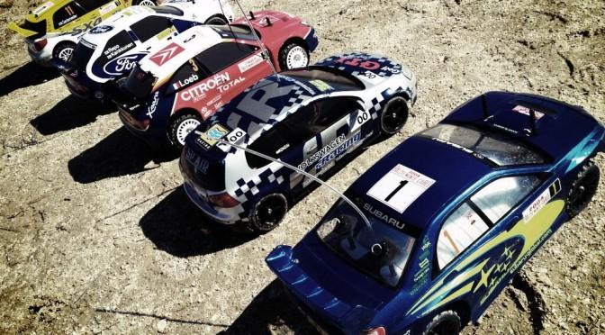 ¿Qué coche compro para iniciarme en rally rc?