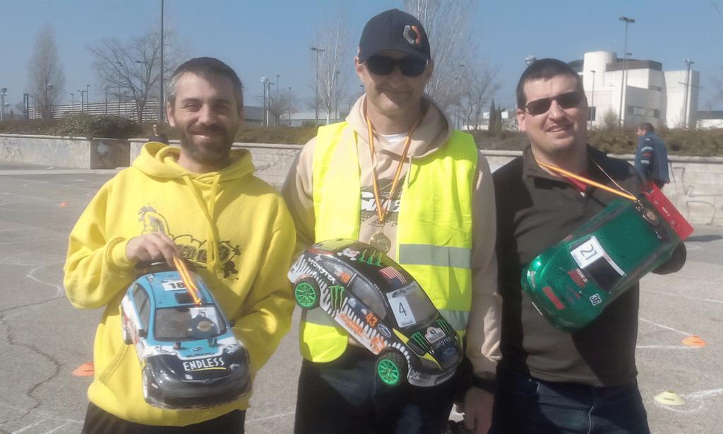 Ganadores Rally Rc Suecia 2017 categoría WRC