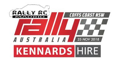 Rally Rc Australia 2018