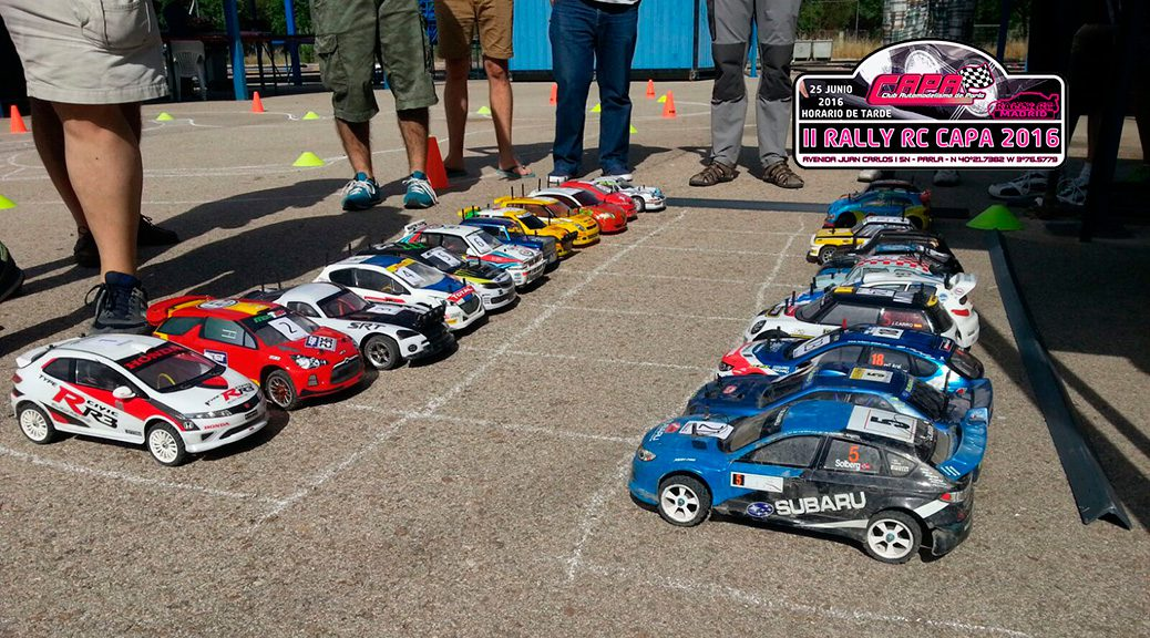 rally capa 2016