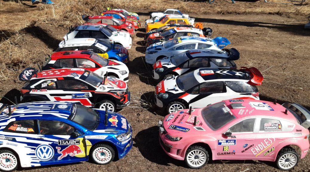 Rally rc México 2021