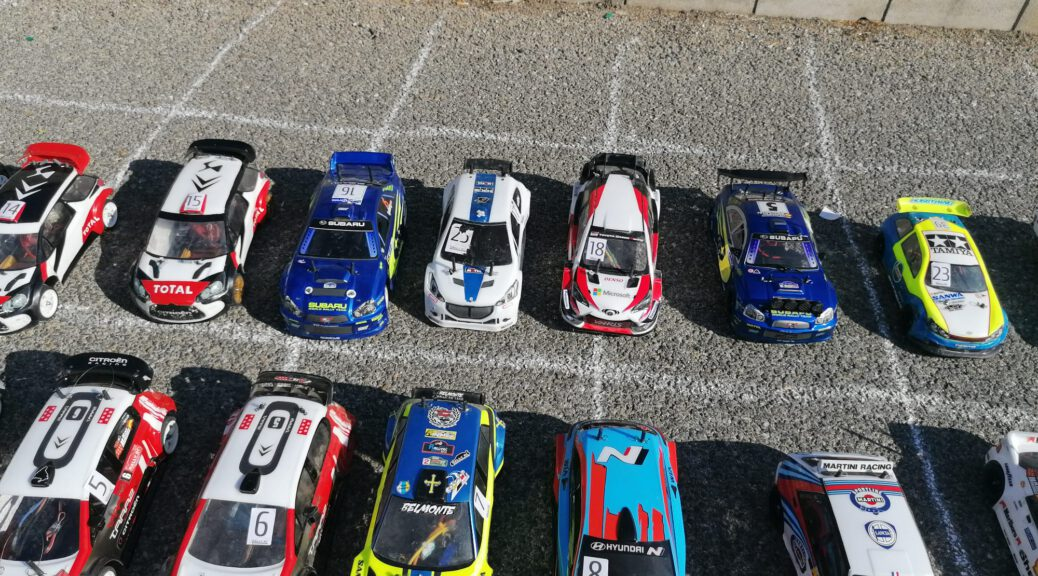 Rally Rc Chule 2021 parrilla